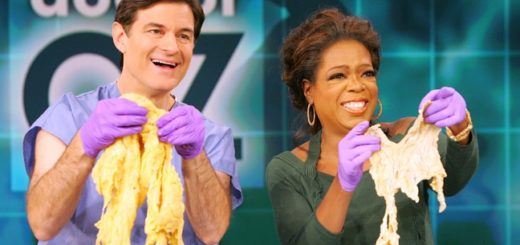 dr oz and oprah