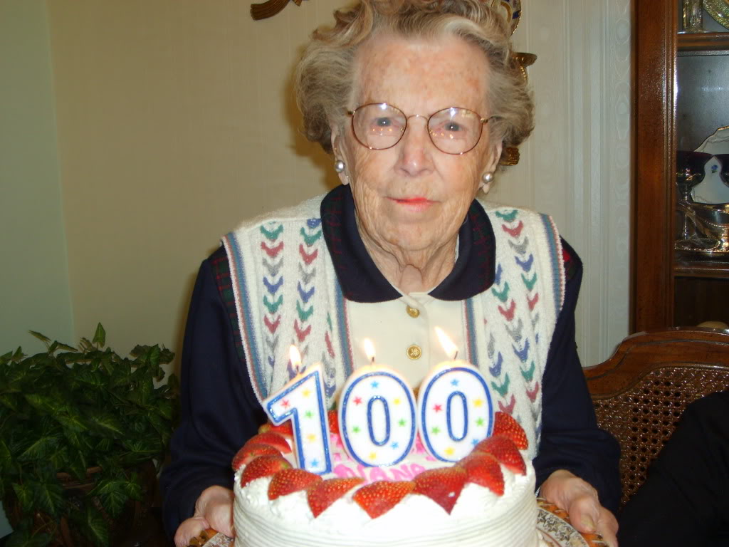 Live for 100 Years Old Birthday