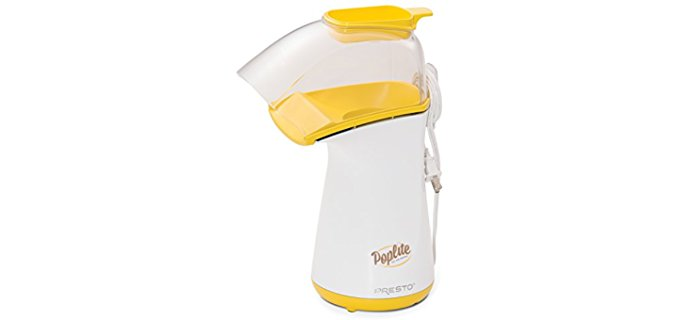 Presto PopLite - Hot Air Popcorn Popper