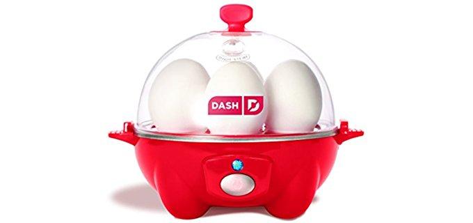 Dash Go - Rapid Egg Cooker
